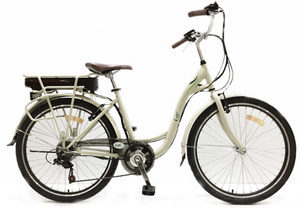 "CITY BIKE ""Smart"" ELETTRICA 26"""